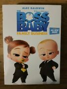 The Boss Baby Family Business Dvd 2021 New And Sealed Slipcover Usa Free Shipping