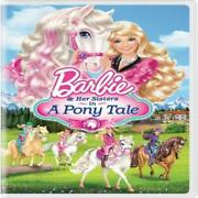 Barbie And Her Sisters In A Pony Tale Dvd 2018