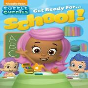 Bubble Guppies Get Ready For School Dvd, 2016