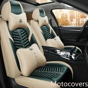 Car Seats Covers Suv Durable Leather Water Proof Cushion Mat Tools Equipment