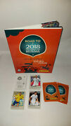 Panini - Road To Fifa World Cup Russia 2018 - Album French Ed + Complete Set