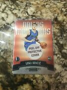 2018 Luka Doncic Panini Dominion Metal To Only /49. Cover Still On