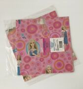 Vintage Hallmark Barbie Gift Wrap Wrapping Paper Sheets