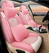 Car Seat Covers Suv Leather Water Proof Storage Tidying Cushion Mat Equipment