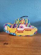 Signed Ron Campbell Autographed Collectible Beatles Yellow Submarine Lunchbox