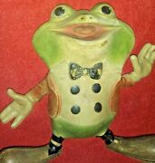 The Ghoul Show Hey Froggy Toy 1948 Ron Sweed Detroit Cleveland Ghoulardi Son Of