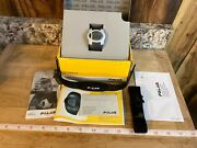 Polar F1 Fitness Heart Rate Monitor Watch W/ Chest Strap New