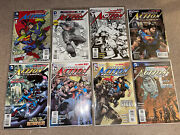 The New 52 Action Comics Lot 0-4 7 8 Plus Annual 1 0 And 1 Variant Cover