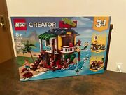 Lego 31118 Creator 3in1 Surfer Beach House Set New Factory Sealed Free Shipping