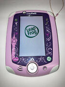 Leapfrog Leappad2 Explorer Disney Princess Edition Tablet Works Comes With Game