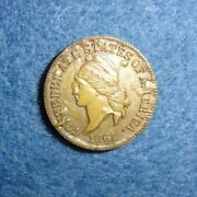 Extremely Rare Thin Planchet 1961 Bashlow Restrike Confederate Cent Brass.