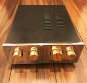 Add Benefits Vacuum Tube Preamplifier Made In The Uk Ear 834l Excellent Moving