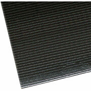Notrax Razorback Safety-anti-fatigue Floor Mat 4and039 X 60and039 X 1/2 Black