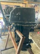 2002 Johnson 55 Hp Military Outboard Complete 20 Shaft 2 Stoke Runs Great 2