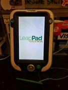 Leap Frog Leap Pad Ultra Tablet 33200 W/ Stylus + Powercord Free Shipping Preown