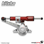 Bitubo Linear Steering Damper Red Color For Ducati Panigale 1299 Abs 20152017