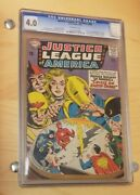 Justice League Of America 29 Cgc 4.0 1st Crime Syndicate 1964