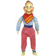 1950s Howdy Doody W/glass Sleep Eyes Ventriloquist Doll By Ideal Toys Nice