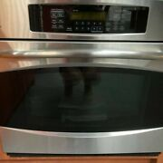 Ge Profile 30 Built-in Single Convection Wall Oven Pt916smss New Open Box 2100