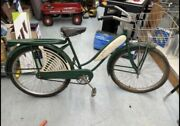 Very Early Rare Vintage Womenand039s Jc Higgins Bicycle