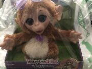 Furreal Friends Baby Cuddles My Giggly Talking And Moving Monkey - New