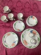 Villeroy And Boch Dinner Set For 8 Guests, 42 Total Pieces