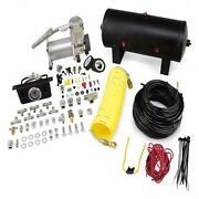 On-board Air Kit For 2007 Ford F-550 Super Duty