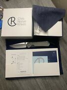 Chris Reeve Knives Large Sebenza 31 Drop Point S45vn L31-1000