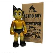 Big Scale Astro Boy Secret Base Ver Gold Figure + With Extra