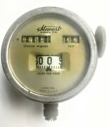 Stewart Magnetic Type Speedometer From Turn Of Century To Early 20's - Used