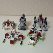 Opened Item Lego Lego Star Wars Micro Fighters