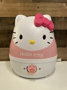 Hello Kitty 1 Gal. Ultrasonic Cool Mist Humidifier For Medium To Large Rooms Up