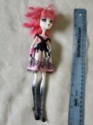 Monster High Sweet 1600 Ghouls C.a. Cupid Doll First Wave Original