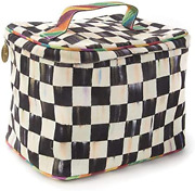 Mackenzie-childs Courtly Check Train Case