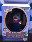 Toy Story Prospector Figure Stinky Pete Doll Woodyand039s Roundup Ss1