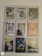 Zach Wilson 22 Card Lot Donruss Prizm And More