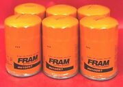 Case Of 6 Engine Oil Filter-extra Guard Fram Ph10267 For RamPromaster 1500