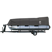 Classic Accessories Stormpro Heavy-duty Pontoon Boat Cover Fits Pontoon Boats -