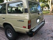 Rear Bumper With Swing Out For Toyota Landcruiser 60 Series 1985 9 Dobinsons