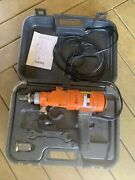 Weka Dk13 Core Drill 110v Hand Held Tested