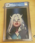 Future Fight Firsts White Fox 1 Inhyuk Lee Virgin 1100 Variant Cgc 9.8 Ghost