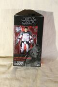 Star Wars The Black Series Clone Commander Wolffe Exclusive New Unopened 6