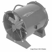 Americraft 18 Tefc Aluminum Propeller Fan With Low Stand 1/4 Hp 3050 Cfm