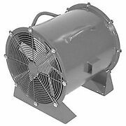 Americraft 24 Exp Aluminum Propeller Fan With Low Stand 1/3 Hp 5300 Cfm 3