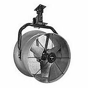 Triangle Engineering 24 Vertical Mount Fan With Poly Housing 1 Hp 5900 Cfm 3