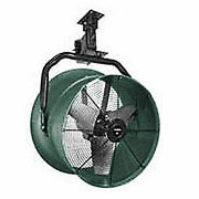 Triangle Engineering 30 Vertical Mount Fan With Poly Housing 1 Hp 10600 Cfm 3