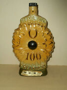 Pimlico 100th Running Of The Preakness Jim Beam Souvenir Whiskey Decanter 1975