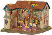 Department 56 Snow Village Halloween Day Of The Dead House Lit Building, 8.07 In