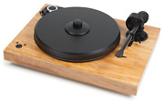 Pro-ject Xperience Sb Olive Veneer High-gloss Incl. Cover And Ortofon 6 7/12ft