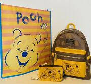 Loungefly Disney Winnie The Pooh And Friends Autumn Backpack
